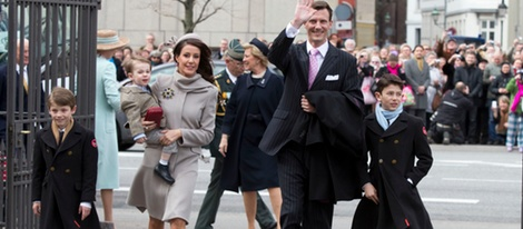 TheNordiccountries.com Nacimiento en la familia real danesa