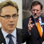 The Nordic Countries Jyrki Katainen et Mariano Rajoy