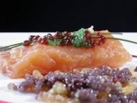The Nordic Countries Gastronomía Finlandesa segun las estaciones  salmón y huevas de pescado