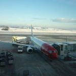 The Nordic Countries Airlines flying to Sweden