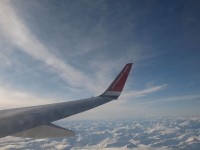 The Nordic Countries Airlines flying to Norway