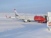 THE NORDIC COUNTRIES Flights to the Norwegian Lapland